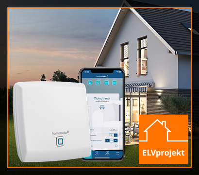 Installation des Homematic IP Access Points